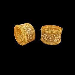 Polki Jewellery Bangle