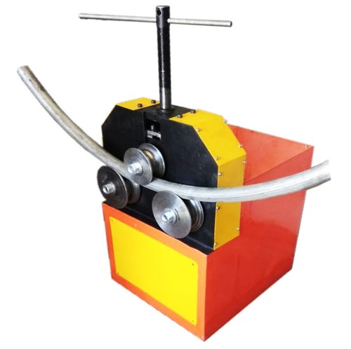 Manual Three Roller Pipe Bender
