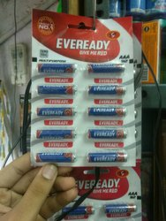Eveready Battery Cells