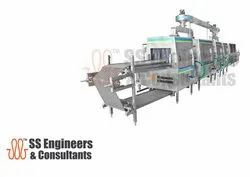 Components De-greasing Machine