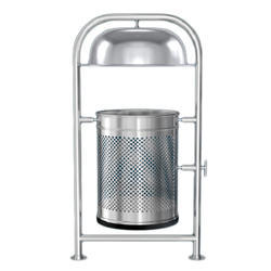 Cap Perforated Bin
