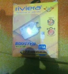 White Travel Riviera, For Mobile Charging
