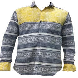 Multicolor Men's Designer Shirt