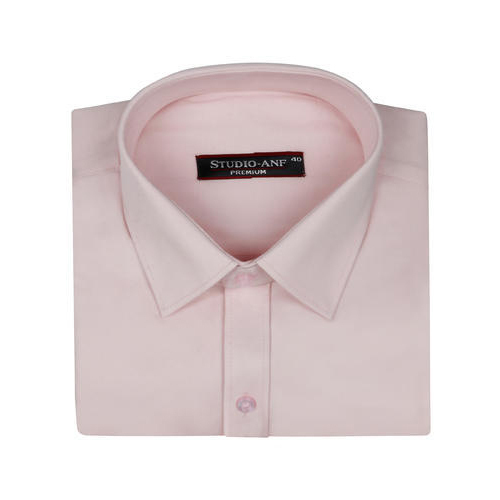 Pink Color Premium Formal Shirt