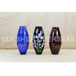 Multi Color Flower Vase