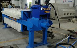 MS And SS Best Filter Press, Filtration Capacity: 500-1000 litres/hr, Automation Grade: Automatic