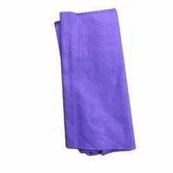 Plain Cotton Fabric, For Making School Uniform, GSM: 200 GSM