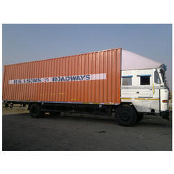Pan India Heavy Truck Transport Services