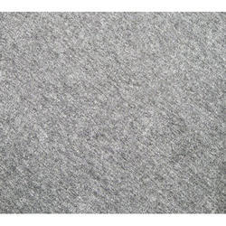 Plain Grey Polyester Fabric, For Clothing