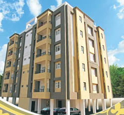 Residential Apartments Construction Service