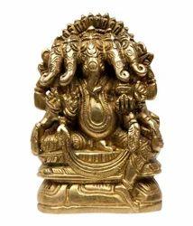 Panchmukhi Ganesh Statues
