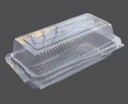 Transparent 1708 Bar Cake Box