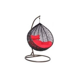 Universal Furniture Rattan and Wicker Hanging Swing Chair
