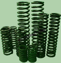 Railway Air Brake Cylinder Springs