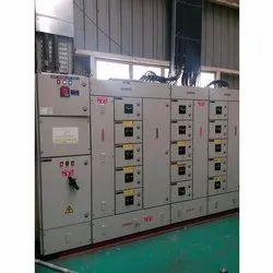 Three Phase Mild Steel Pcc Power Control Panel