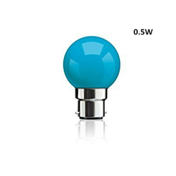 Ceramic 0.5W LED Bulb