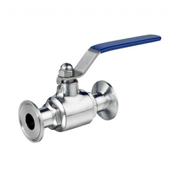 SS TC End Ball Valve