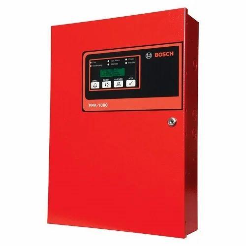 Bosch Addressable Fire Alarm Ul Bosch Fpa 1000 V2
