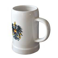 Stylish Printed Coffee Mug
