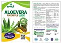 Aloevera Pineapple Juice
