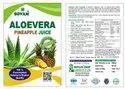 Aloevera Pineapple Juice
