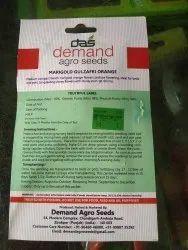 Marigold Orange Seeds, For Gardening,Farming, Packaging Size: 1 Kg