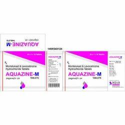 Montelukast and Levocetirizine Hydrochloride Tablets