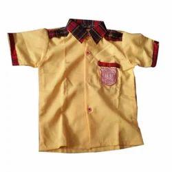 Cotton Kids School Shirts