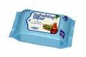 Unisex Refreshing Wipes Neem Extract & Tea Tree