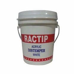 Plastic 2 Kg Paint Container