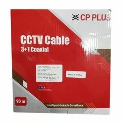 CCTV 3 Plus 1 Coaxial Cable