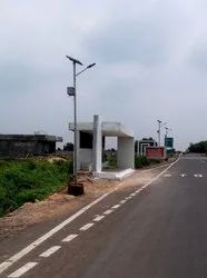 Semi Integrated Solar LED Street Light