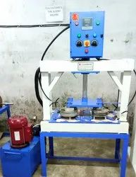 Square Paper Plate Making Machine