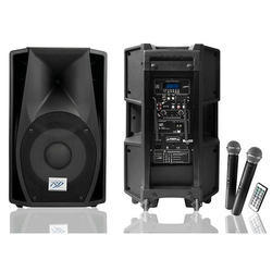 2500 Dual Channel Power Amplifier - Stranger Audio Pvt Ltd