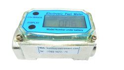 Digital Oil Flow Meter