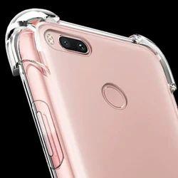 Transparent Plastic Bumper Back Case Cover For Mi/samsung/vivo/oppo/iphone