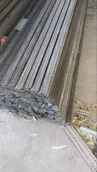 JP ELECTRICAL Mild Steel M. S SlottedAngle, 0.700 Grm Per Mtr