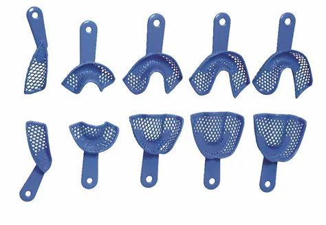 Pyrax Dental Flexible Impression Tray, for Hospital