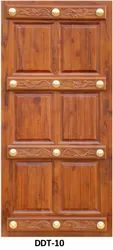 DDT-10 Teak Wood Doors