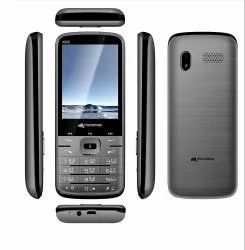 Java Gsm Keypad Mobile Micromax X930 With 1 Year Warranty, Screen Size: 2.8 Inches (7.11 Cm), Memory Size: 16 Gb