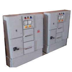 Three Phase Analog Industrial Control Panel