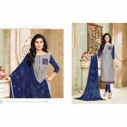 ce9ecedc0b Payal Black Plain Suit at Rs 500 /piece(s) | Nana Peth | Pune | ID ...