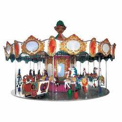 Carousel Amusement Ride