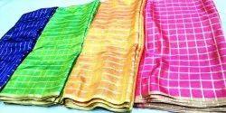 Checks Linen Fabrics
