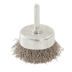 Rotary Cup Wire Brush