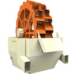 Bucket Wheel Classifier