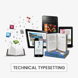 Technical Typesetting Services