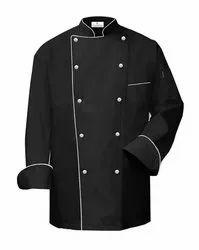 Cotton Chef Black Coat