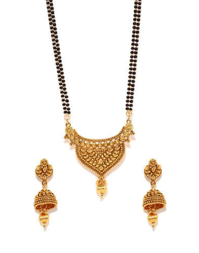 f7cd862b2f1 Mangal Sutra Traditional Gold Plated at Rs 200  set