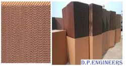 Air Washer Cooling Pad Cellulose Paper Pad in In